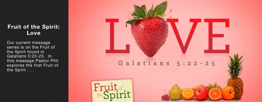 fruit that starts with p the fruits of the spirit