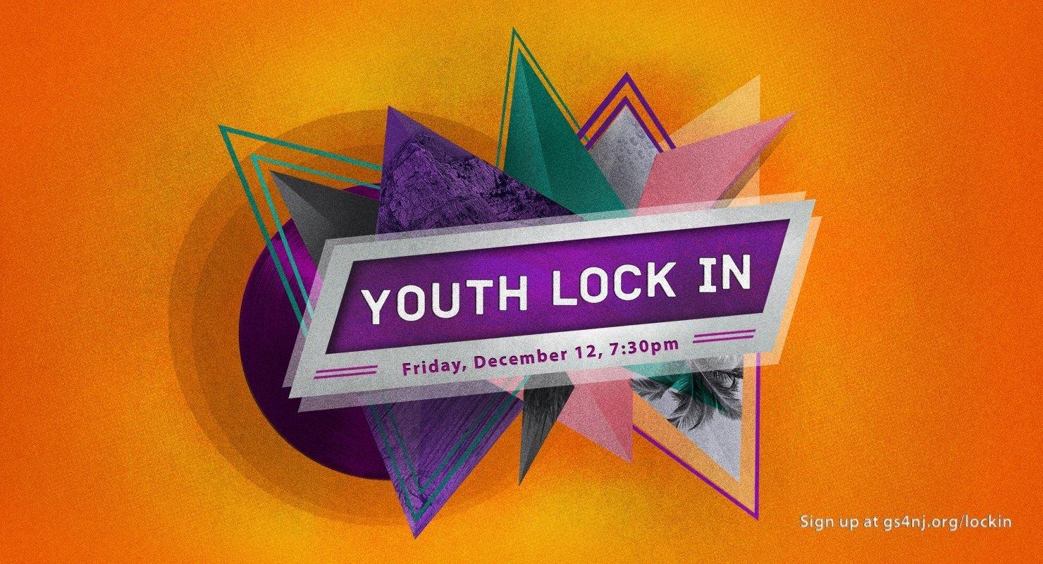 Youth Lock In Good Shepherd Lutheran Church Of Old
